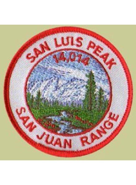 PATCH WORKS San Luis Peak Patch