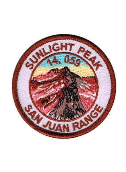 PATCH WORKS Sunlight Peak Patch