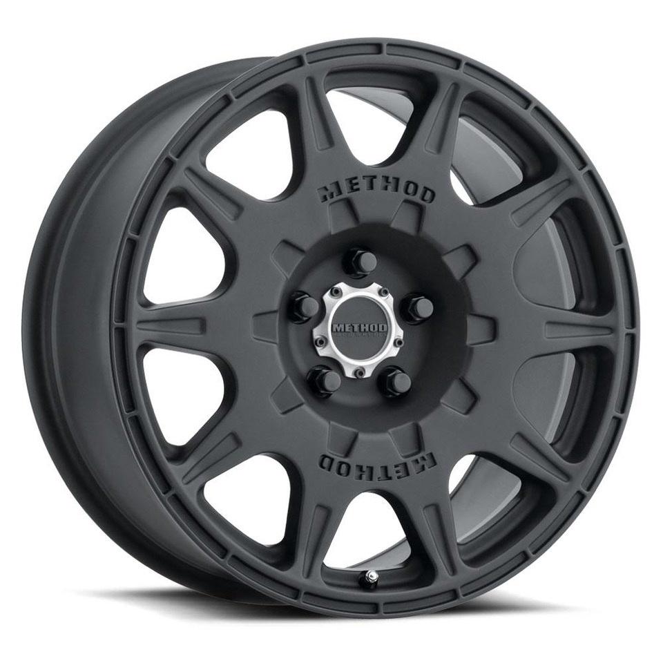 Method 502 Rally - Matte Black