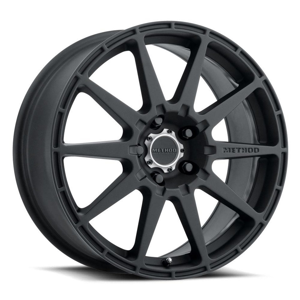 Method 501 Rally - Matte Black
