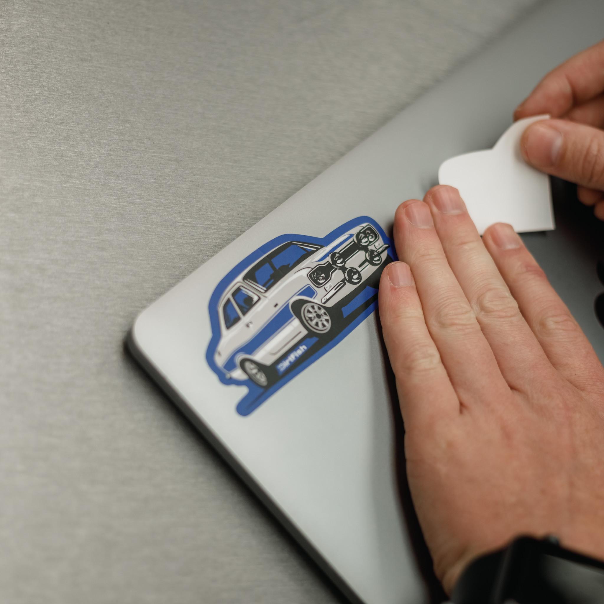 Rally Legend - Sticker