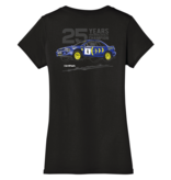 McRae 25th Anniversary tee
