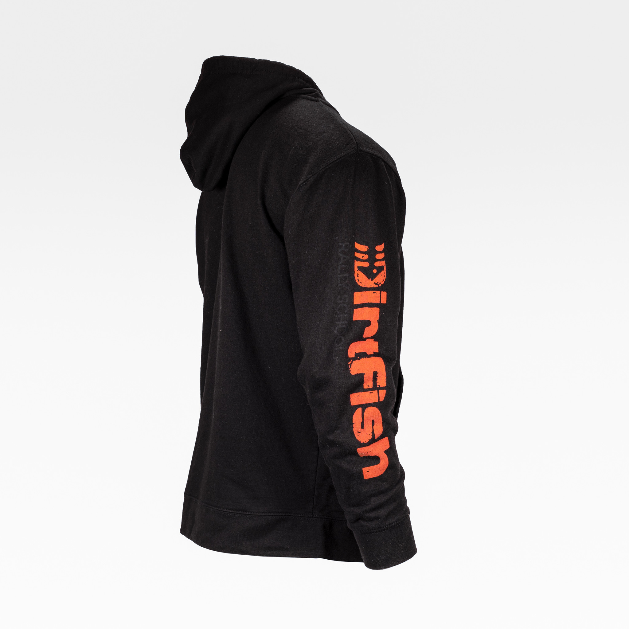 Black DirtFish Zip-up