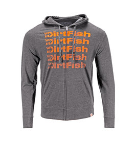 DirtFish Repeat Zip Up w/hood