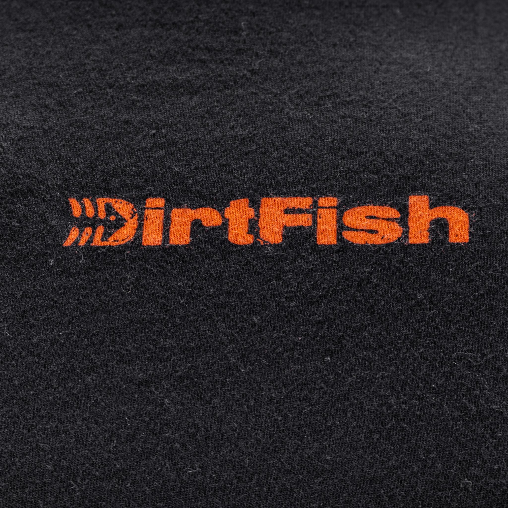 "Dirt""Fish"" Tee"