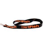 DirtFish Lanyard - Black