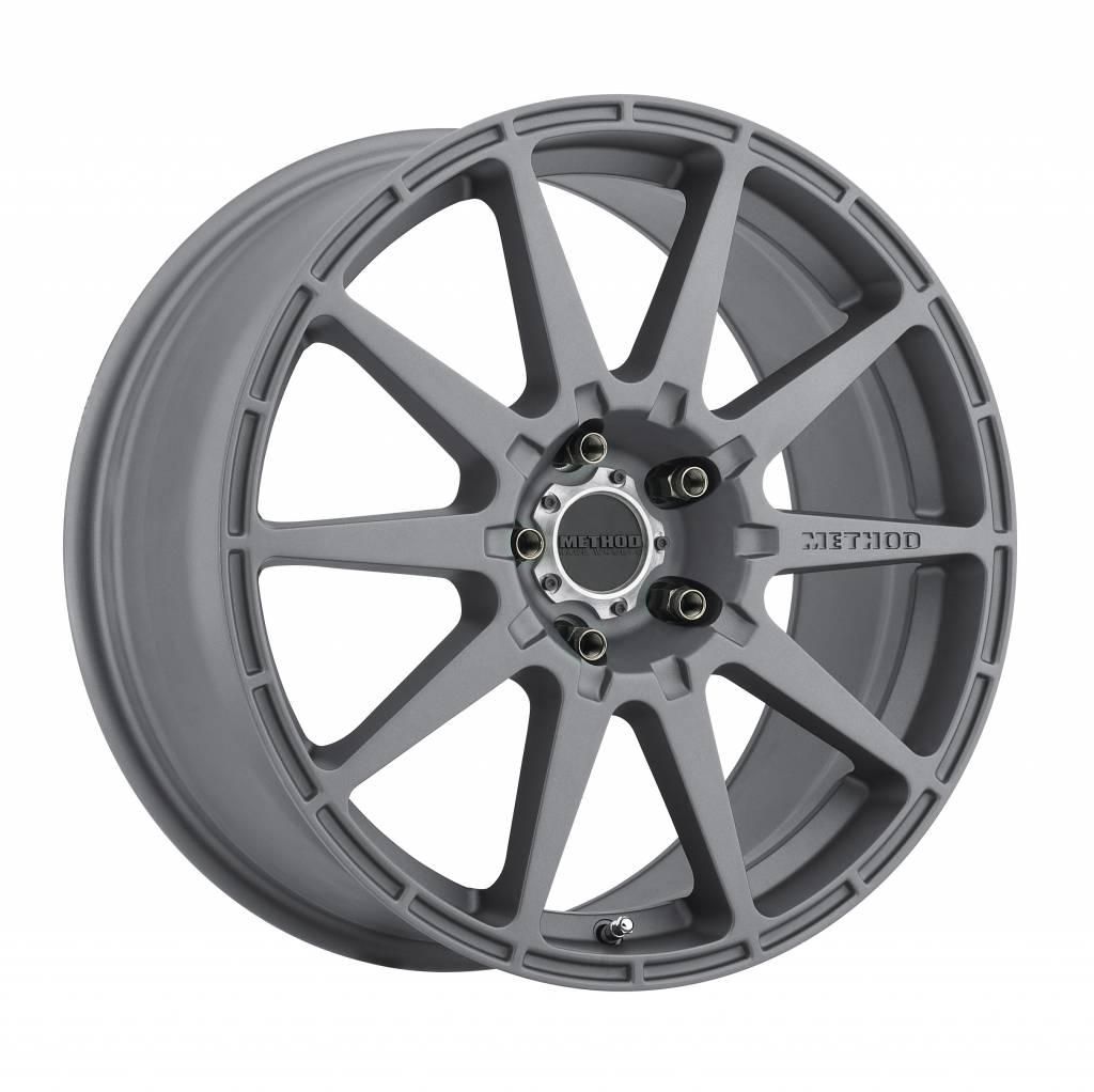 Method 501 Rally - Titanium