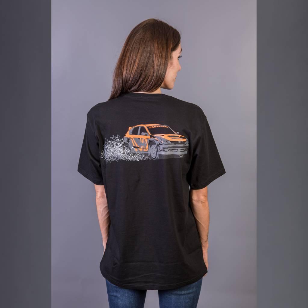 Black STI T-Shirt