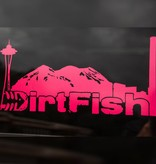 MountainFish Decal
