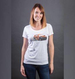 Ladies Scoop Neck STI T-Shirt