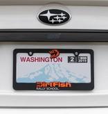 DirtFish License Plate Frame