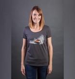 Ladies Scoop Neck BRZ T-Shirt