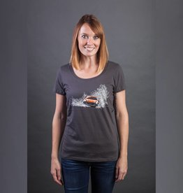Ladies Scoop Neck BRZ T-Shirt
