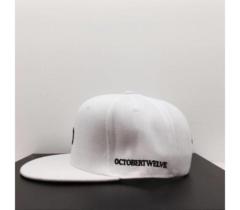 12 HAT (WHITE)