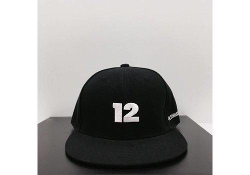 12 12 HAT (BLACK)