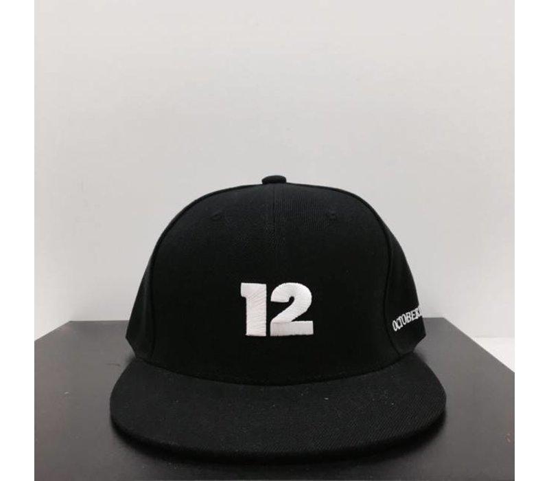 12 HAT (BLACK)