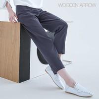 DEEP GRAY LONG PANTS