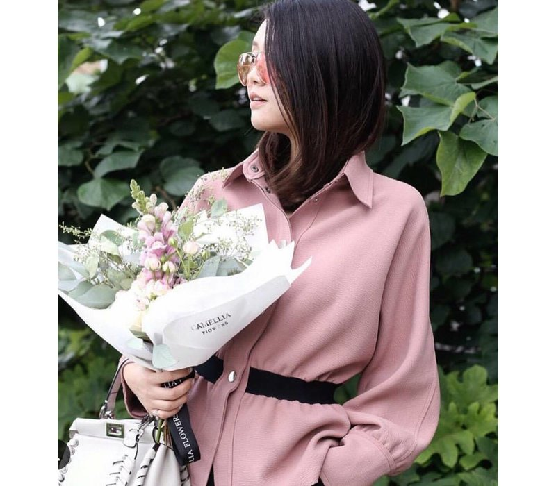12 FEATURED JACKET(NUDE )