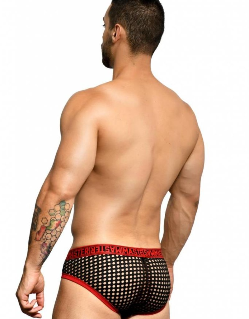 Andrew Christian Master Net Brief