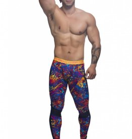 Andrew Christian Impact Mesh Legging w/Almost Naked