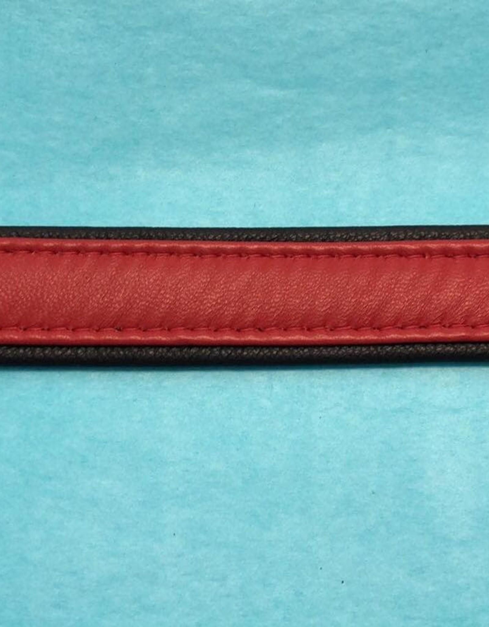The Leather Union Wrist Band 1 1/4