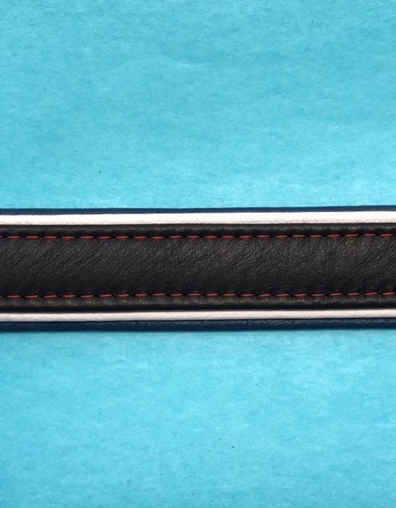 The Leather Union Wrist Band 1 1/4""