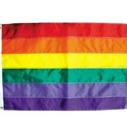 Rainbow Flag Nylon 2'3'