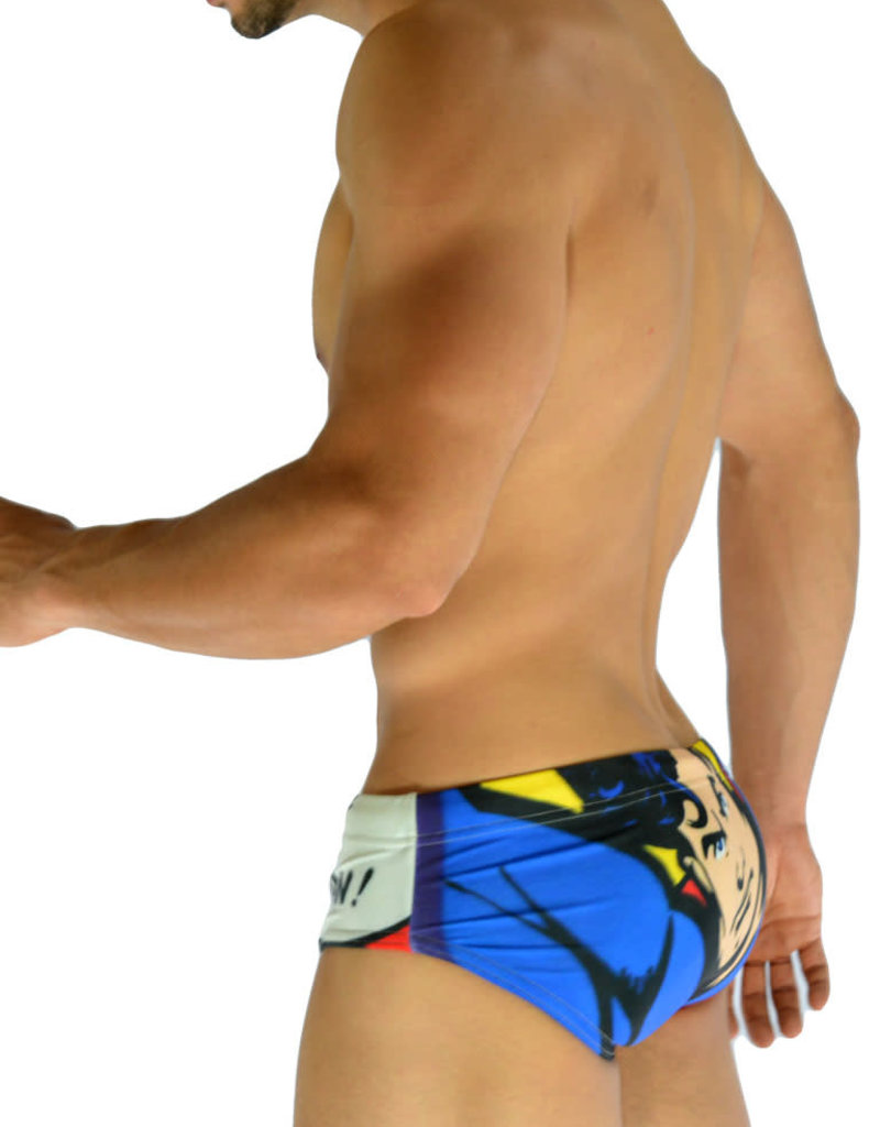 Battysta Classic Superman Swim Brief