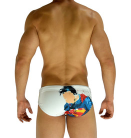 Battysta Superman swim Brief