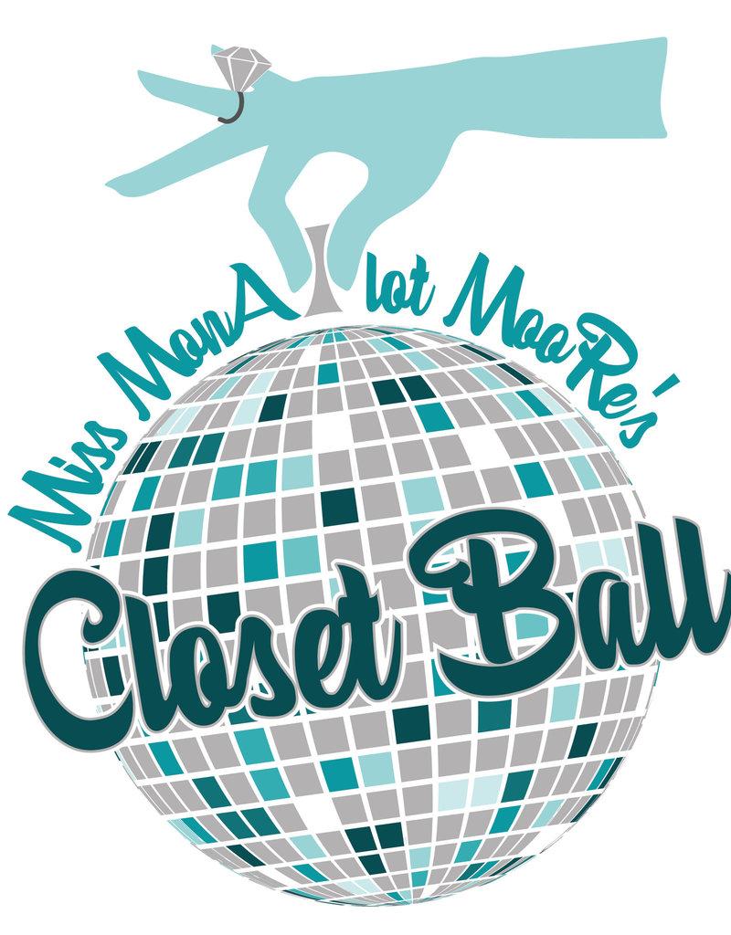 Closet Ball Ticket