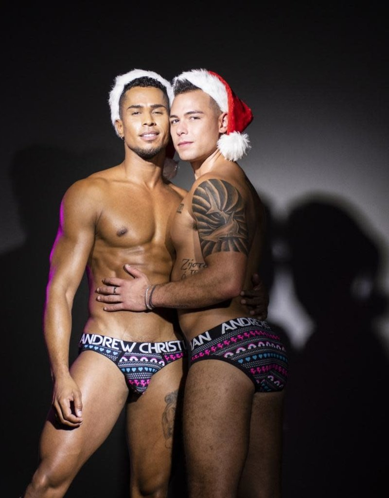Andrew Christian Cozy Unicorn Brief W/Almost Naked