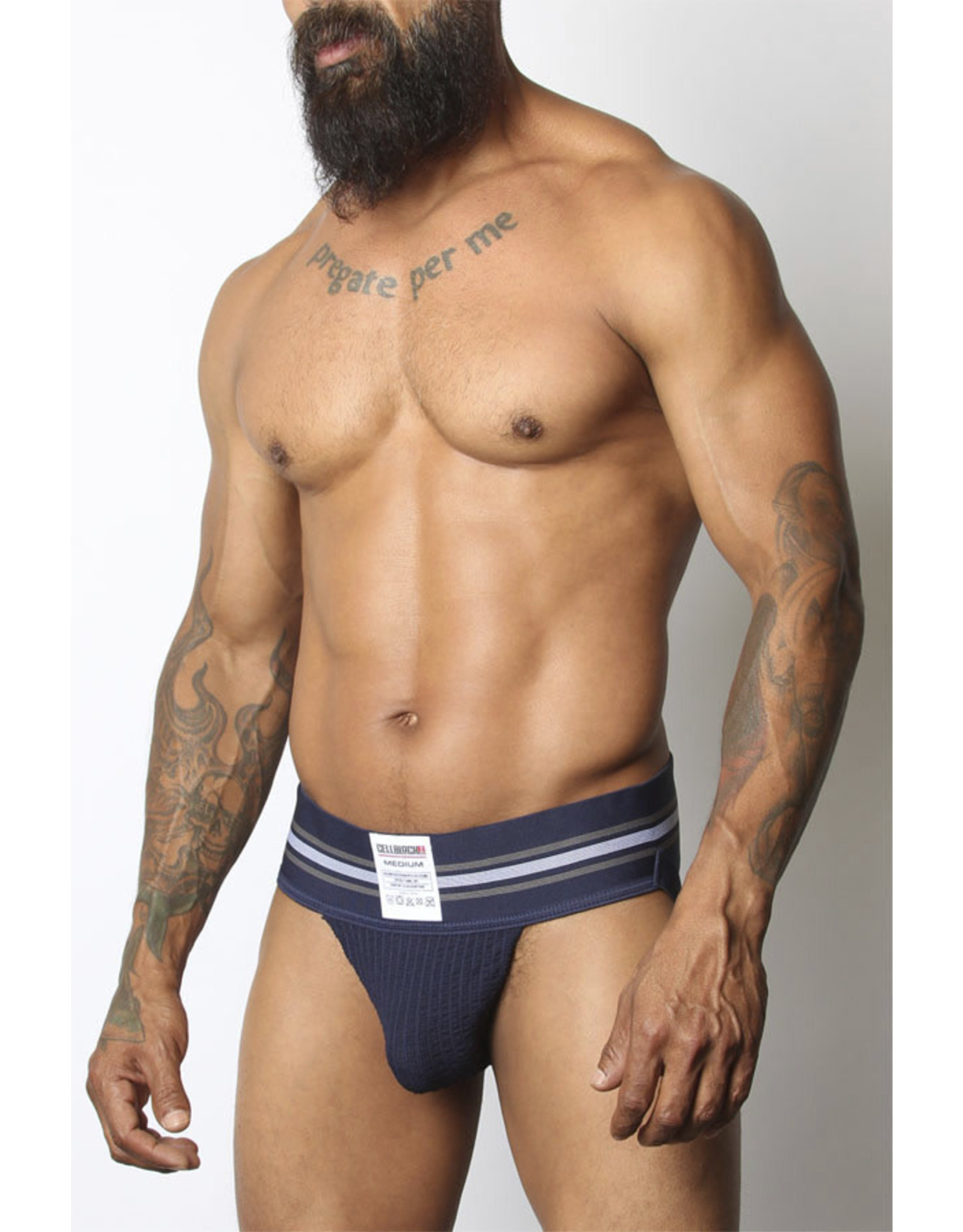 CellBlock13 Tight End JockStrap