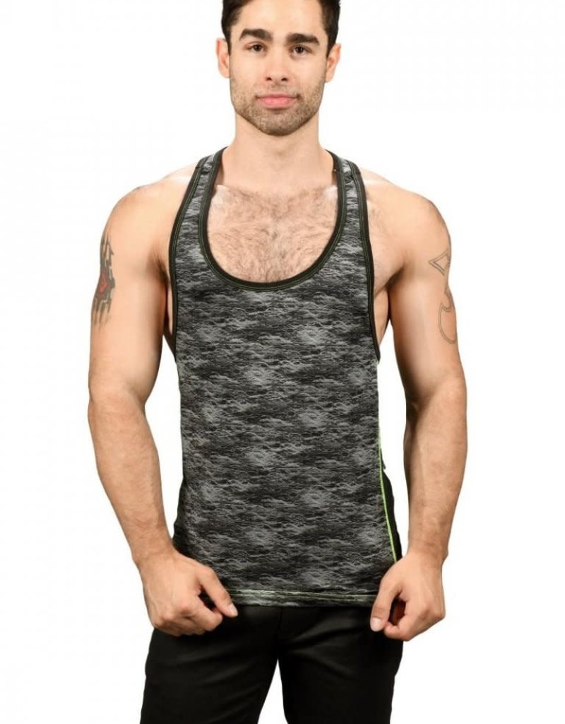 Andrew Christian Vibe Frequency Tank Top