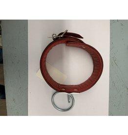 The Leather Union Bull collar