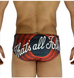 Battysta That's All Folks Swim Brief