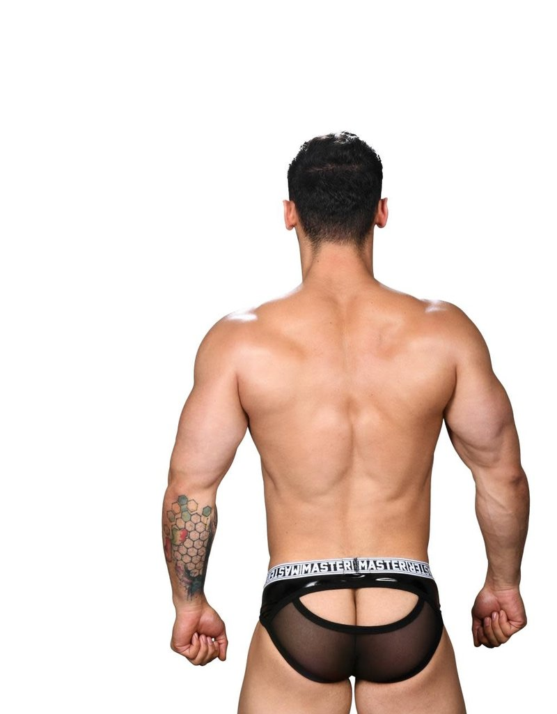 Andrew Christian Master Sheer Eclipse Brief w/ Almost Naked