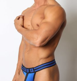 CellBlock13 Cyclone Thong Royal Blue