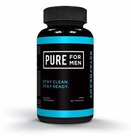 Pure Pure for Men Bottle 60 Capsules