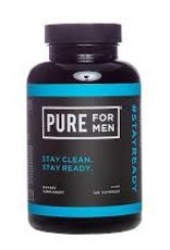 Pure for Men 120 Count