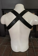 The Leather Union Perforated leather Harness S/M