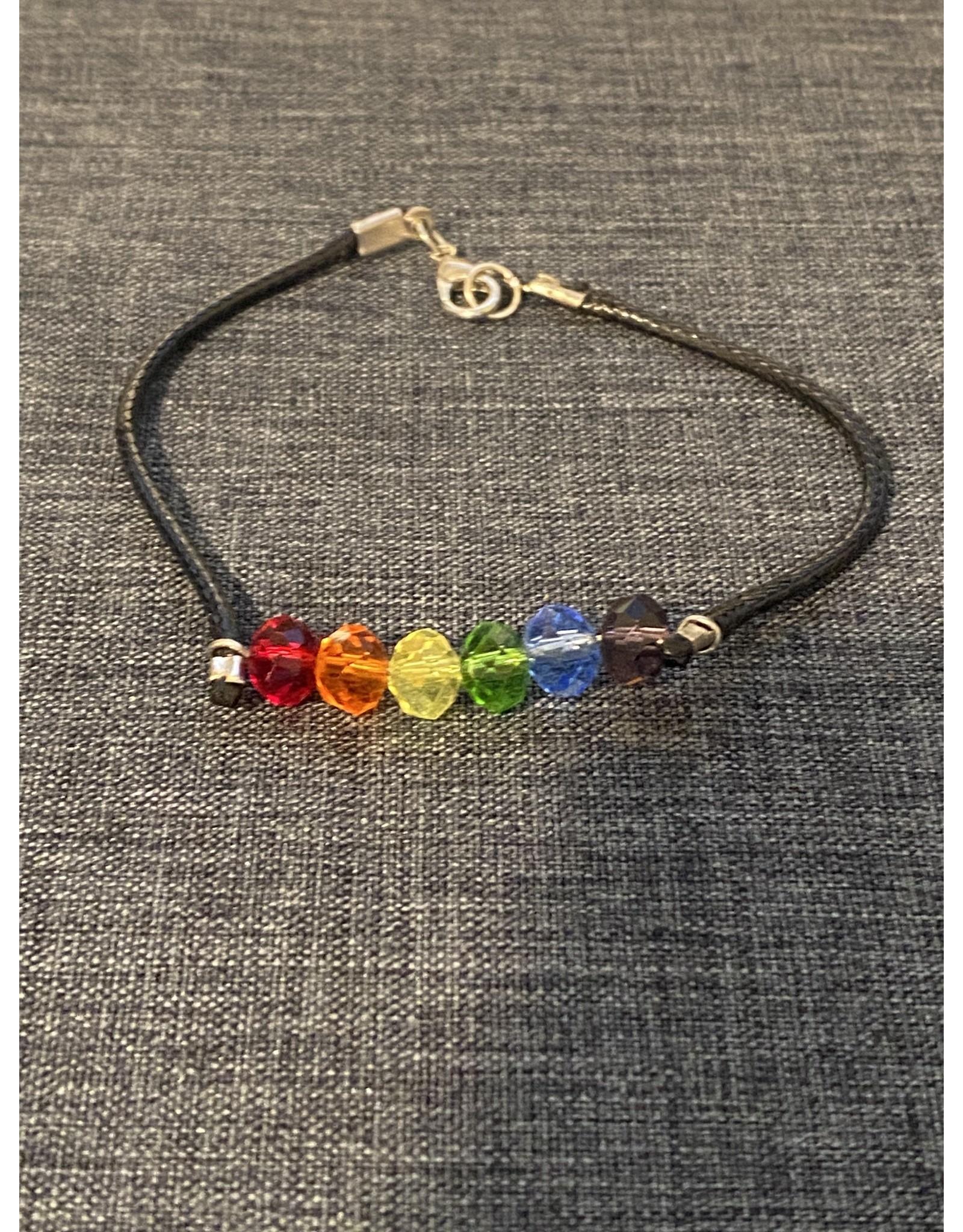 Minxiejewlr Rainbow Bracelet