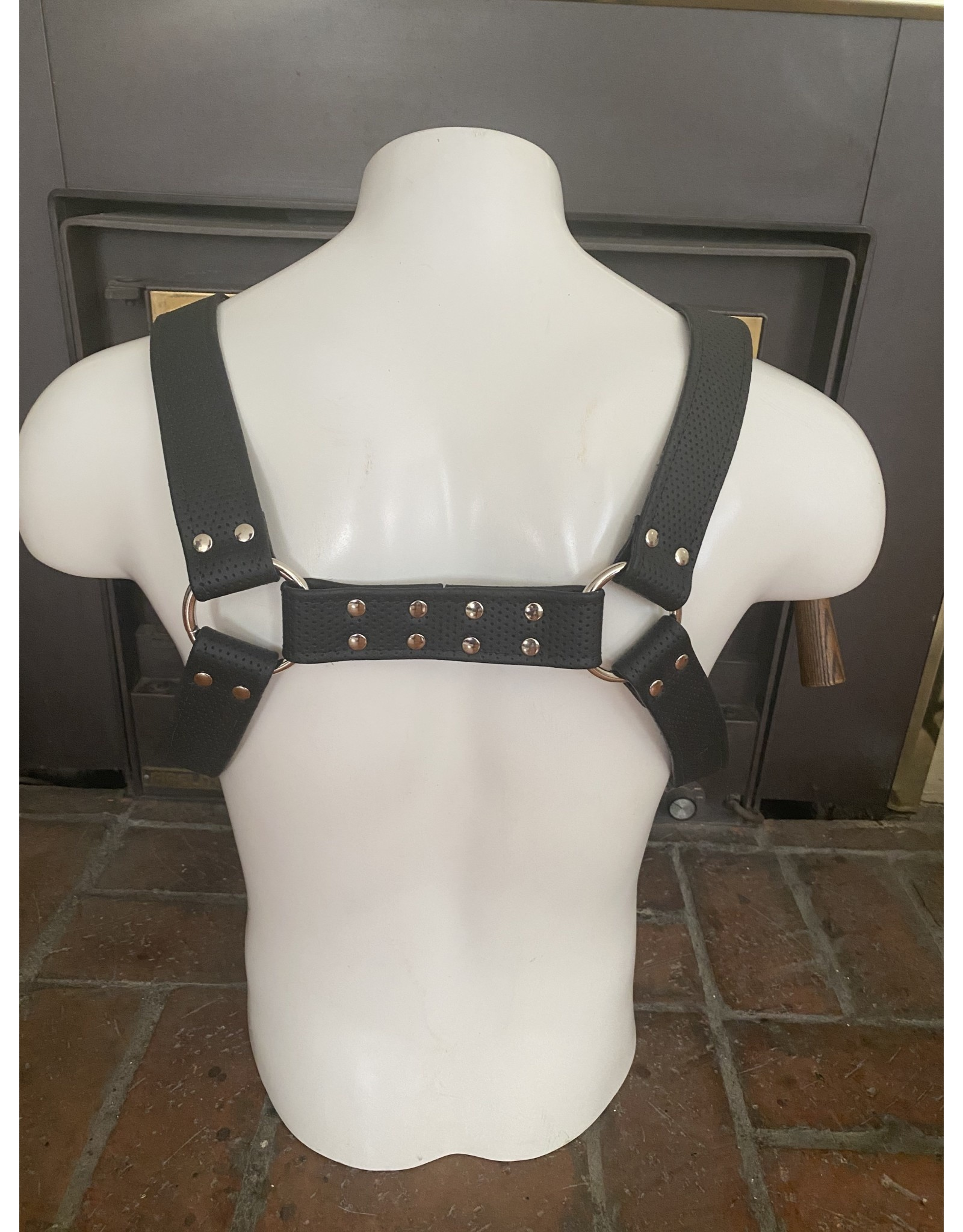 The Leather Union Bull Dog Harness