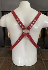 The Leather Union X Leather Harness