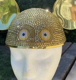 A Lot Moore Sparkle C3P0 Mouse Hat