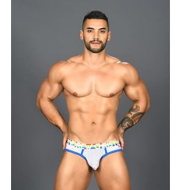 Andrew Christian Pride Mesh Brief