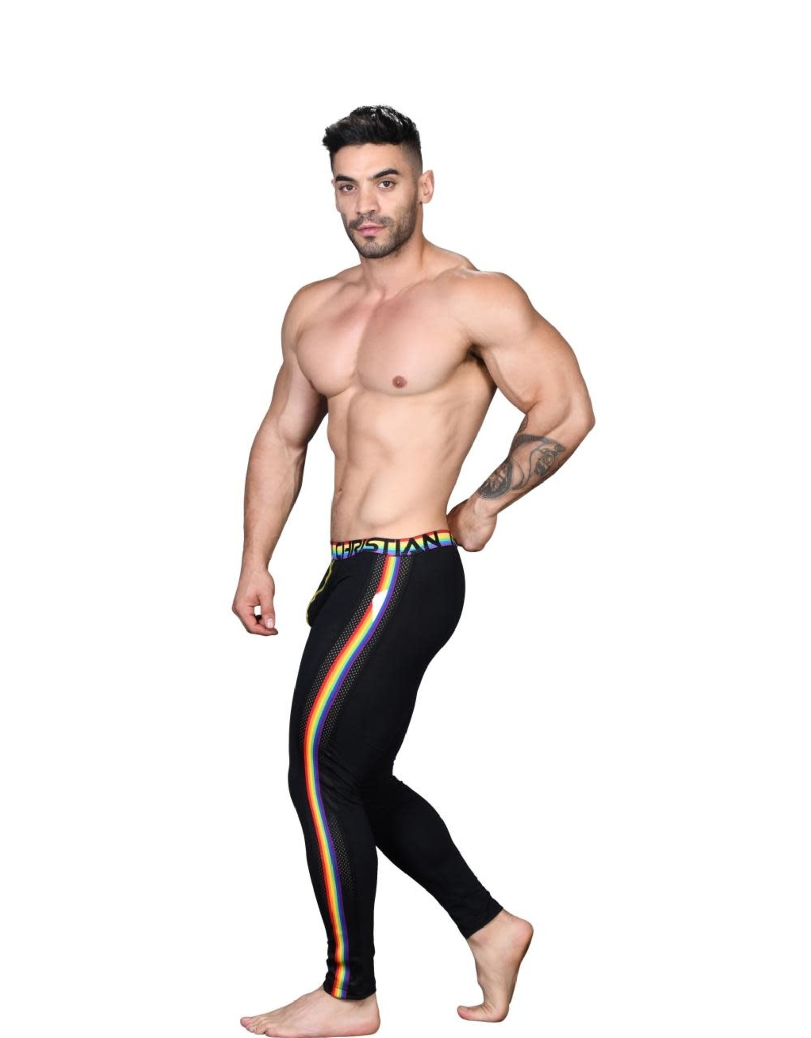 Andrew Christian Ultra Pride Side-Mesh w/ Almost Naked