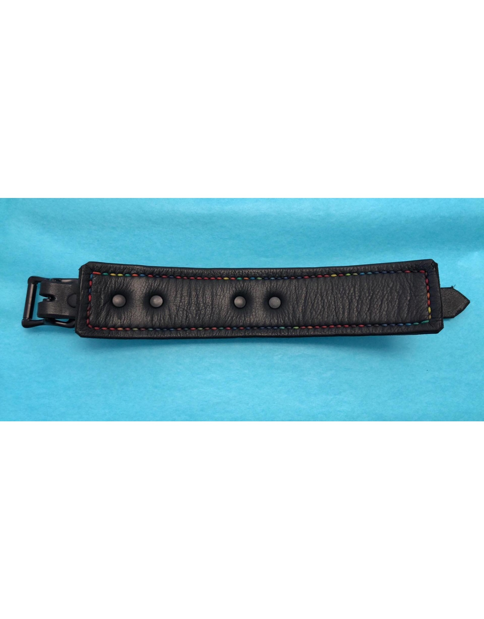 The Leather Union Wrist Restraint Set