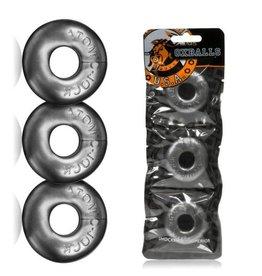 Oxballs Ox Ringer 3 Pack Cockring - Steel
