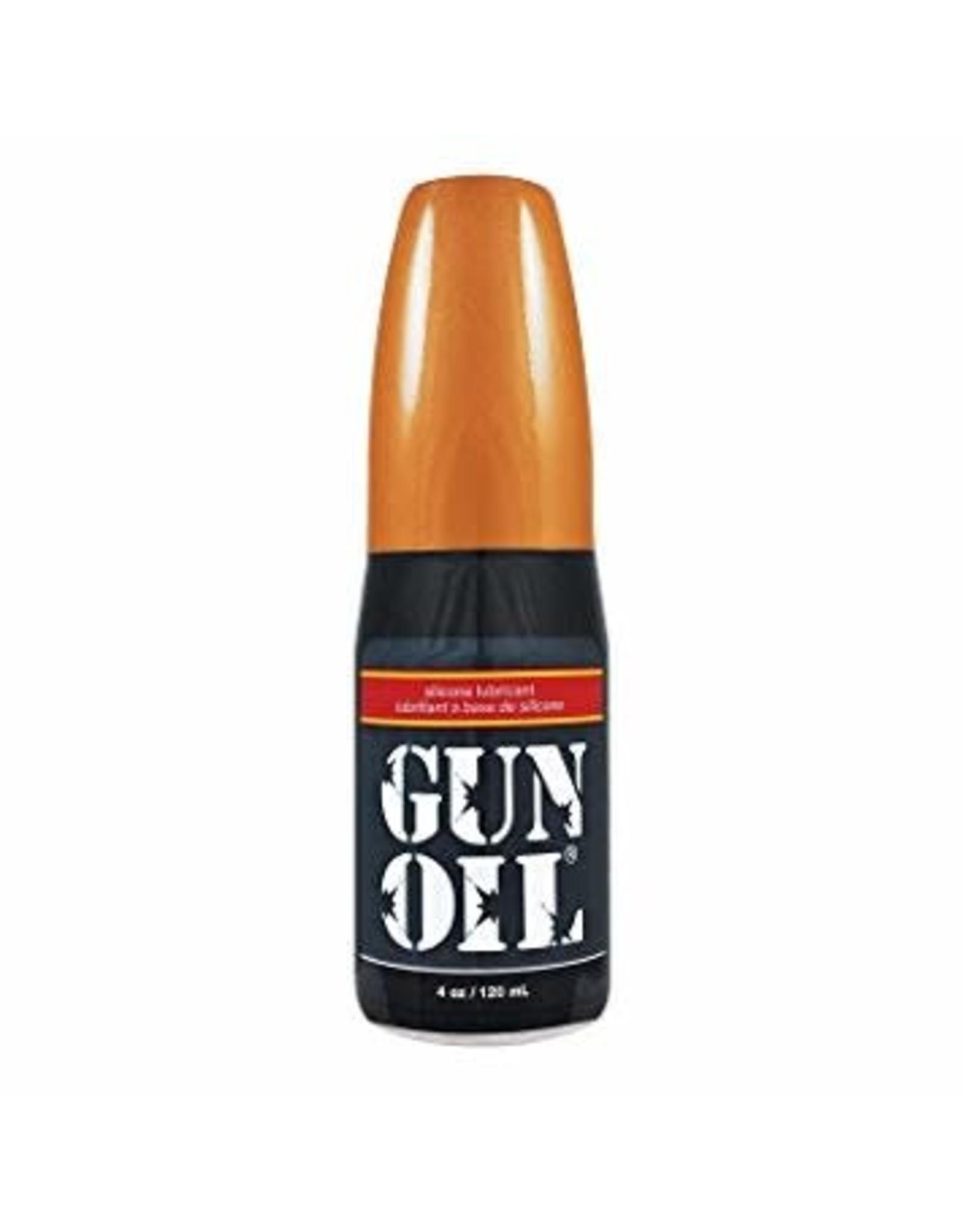 Gun Oil Gun Oil