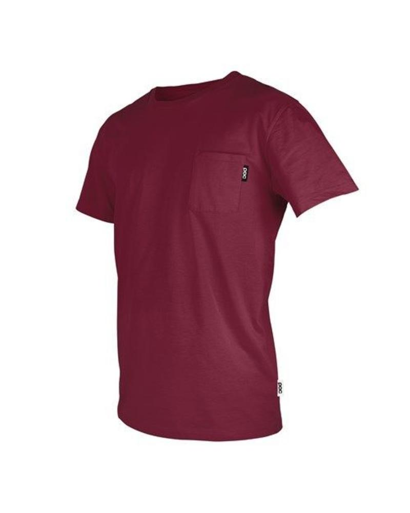 POC T-shirt Pocket Solder Red LG
